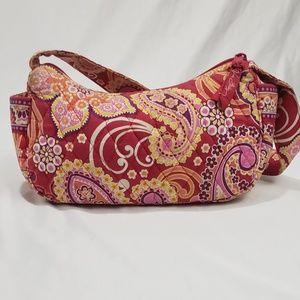 Vera Bradley Paisley Print Mini Shoulder Bag